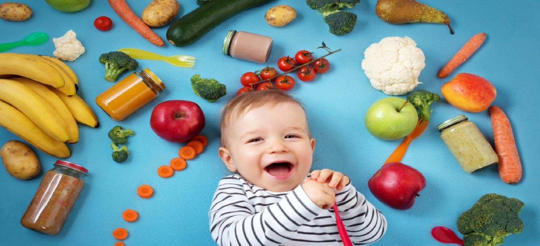 Dicas Introdução Alimentar do seu bebê